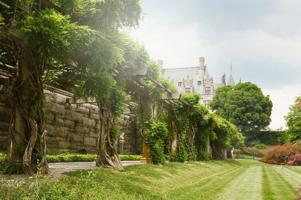 Gardens, Biltmore Estate